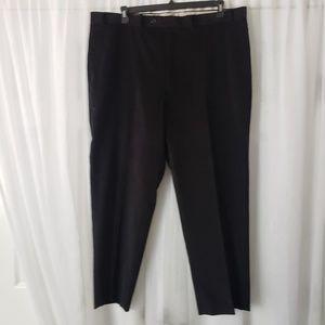 Lauren Ralph Lauren Corduroy Black Pants 42W x 32L